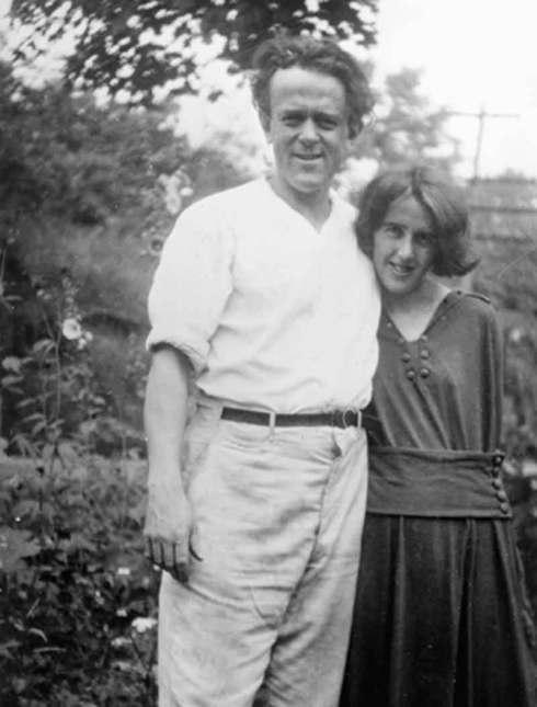 John Reed e Lousie Bryant