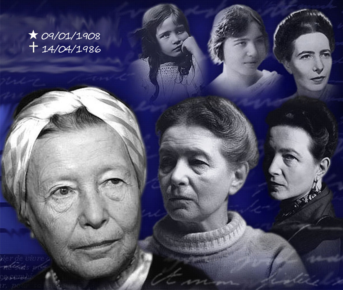 essay on simone de beauvoir